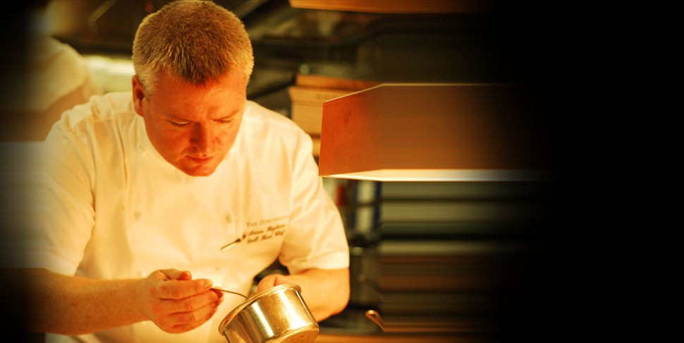 Interview With Chef Brian Hughson Of The Dorchester Grill