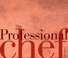 Culinary Institute Of America - The Professional Chef