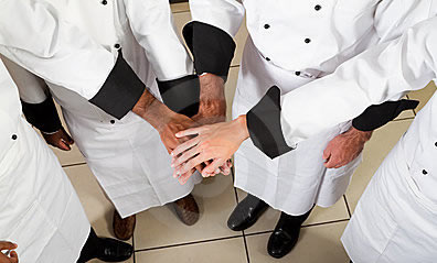 Chef Teamwork
