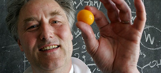 Interview With Renowned French Physical Chemist – Herve This