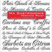 Fernand Point Ma Gastronomy
