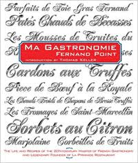 Ma Gastronomy - Fernand Point