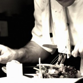 Interview with Chef Martin Scholz of Catch - Andaz Hyatt London