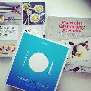 Molecular Gastronomy at Home by Jozef Youssef
