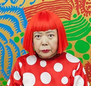 Yayoi Kusama and Kitchen Theory