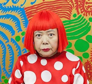 Yayoi Kusama – Kitchen Theory And Guest Projects