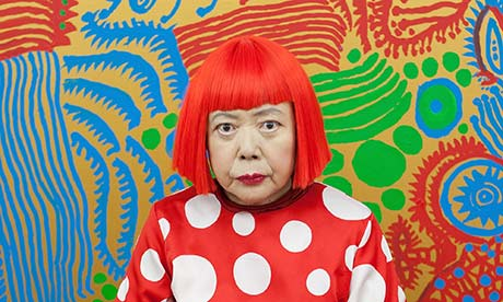 Yayoi Kusama- Kitchen Theory And Guest Projects