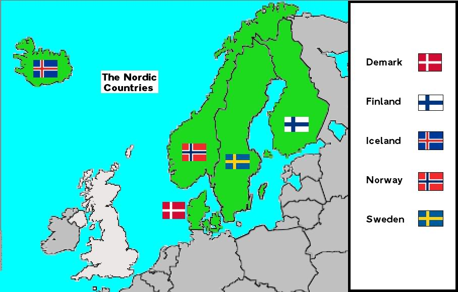 opinions on nordic countries