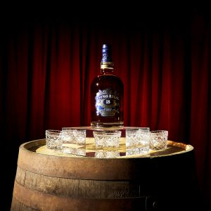 Chivas Ultimate Cask Collection Senseploration