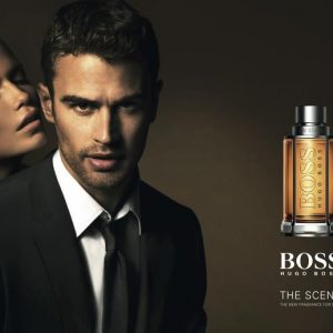 Hugo Boss – The Scent Senseploration