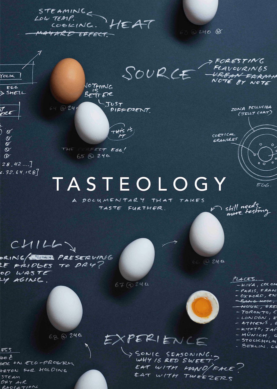 Tasteology – An AEG Documentary