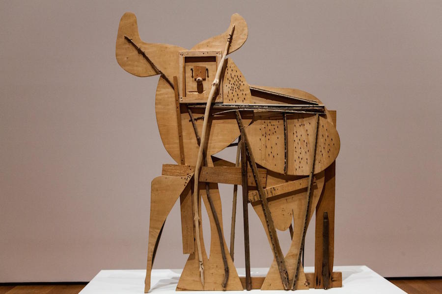 I just realised Picasso used sawdust – Creativity in ...
