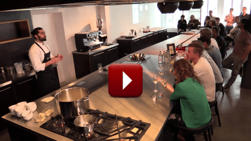 Video – Marmite Food Lab Workshop