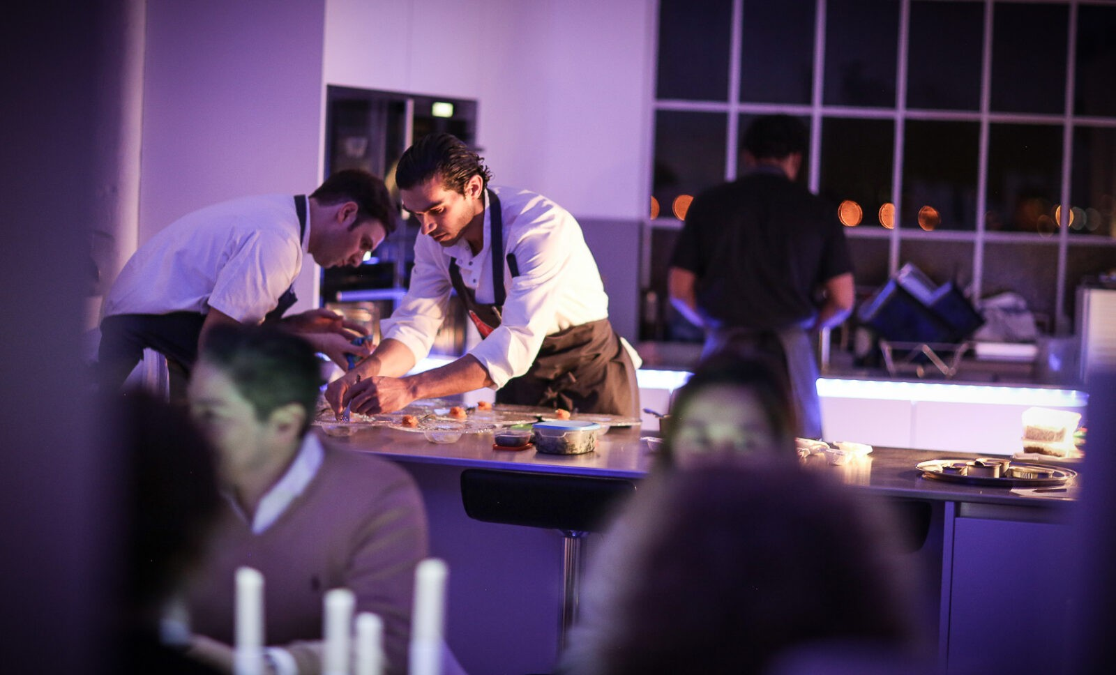 Kitchen Theory Chefs Table