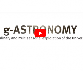 Video – G-ASTRONOMY: The Taste Of The Cosmos For People With Visual Impairment