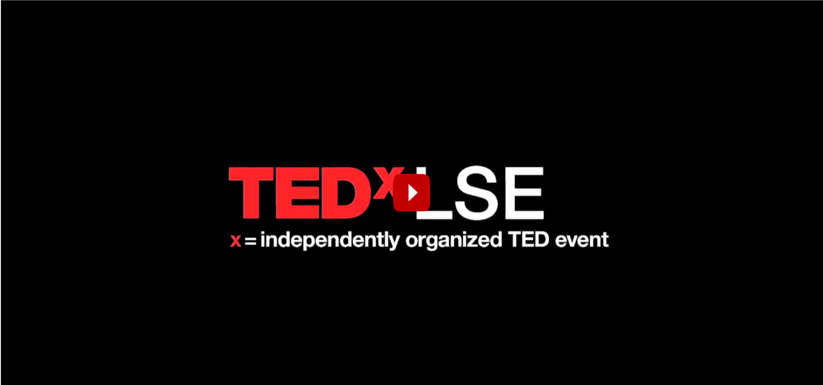 TED X LSE – Bringing Flavour To Light By Jozef Youssef