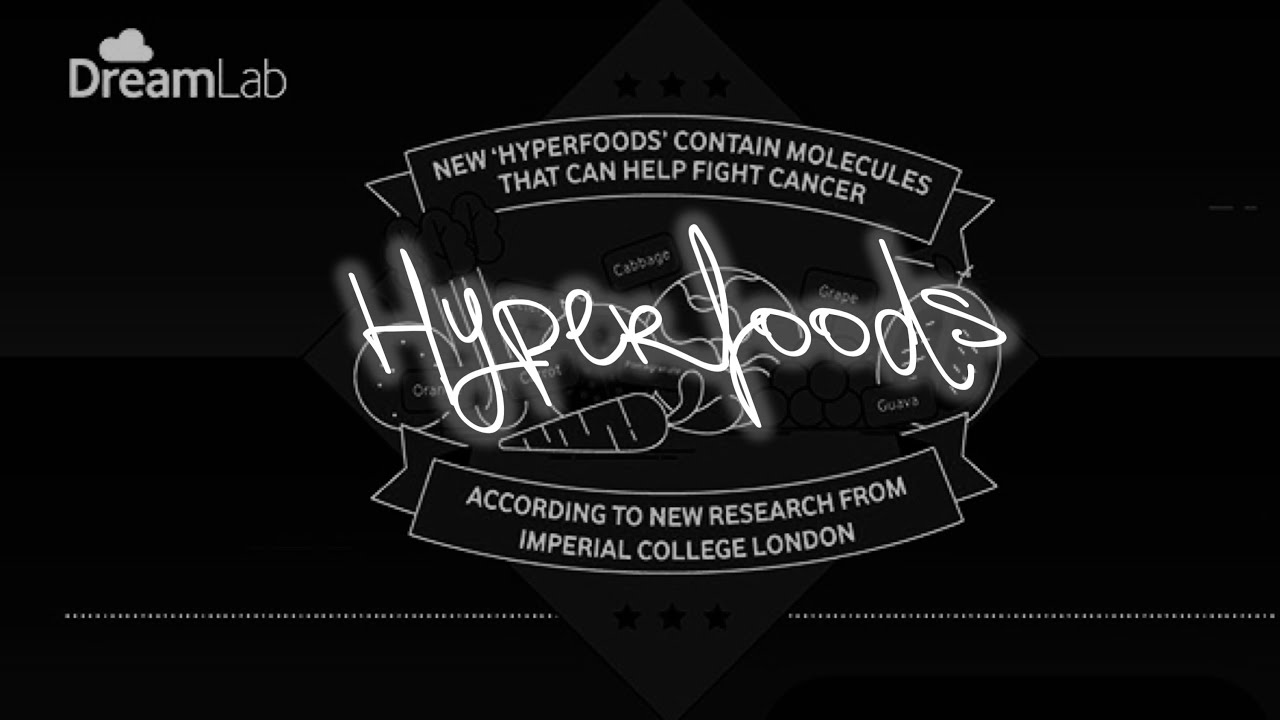 Hyperfoods – Machine Intelligent Mapping Of Cancer-beating Molecules In Foods